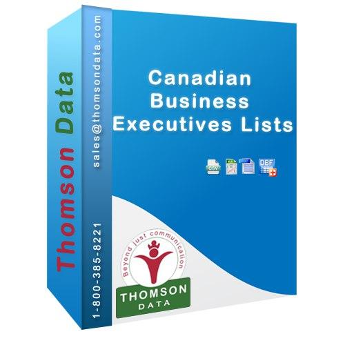 Canadian Business Executives List